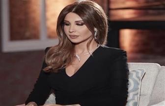 نانسي عجرم تنعى أمير الكويت