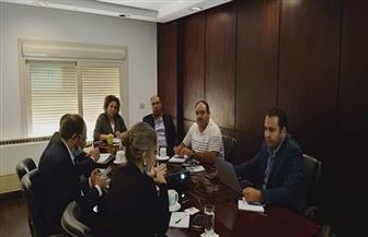 التصديري للصناعات الغذائية يبحث مضاعفة صادرات التمور المصرية | صور