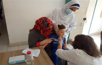 الكشف على 1288 مريضا فى قافلة طبية بمركز دمنهور | صور