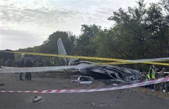 مصر تعرب عن تعازيها في ضحايا حادث تحطم طائرة النقل التابعة لسلاح الجو الأوكراني