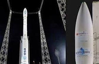 """صاروخ """"فيجا"""" الأوروبي وضع أقماره الاصطناعية في المدار"""