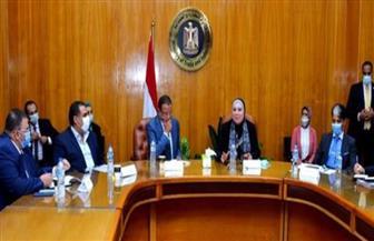 «الكويز»: 12 مليار دولار صادرات مصر للسوق الأمريكية خلال الفترة من 2005 وحتى 2019