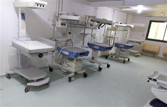 تطوير شبكة الغازات وعودة العمل بقسم المبتسرين بمستشفى كفرالزيات العام |صور