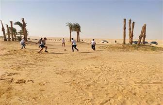 وزارة الرياضة تنظم الجولة الثانية من معسكرات التحدي والمغامرة