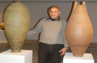 """""""الفنون التشكيلية"""" تتيح معرض الخزاف التلقائي لـ""""محمد مندور"""" أون لاين"""