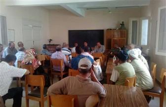 زراعة دمياط تكثف الندوات الإرشادية لتوعية المزارعين والمربين | صور