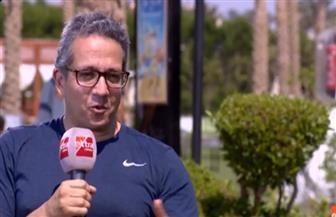 وزير السياحة: المحافظات الساحلية تسجل صفر كورونا ونتعامل مع الجائحة بشفافية  فيديو