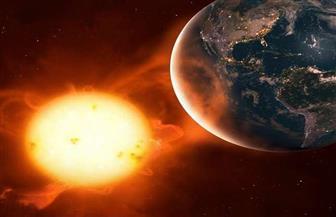 «القومى للبحوث الفلكية»  يكشف عن أقوى عاصفة شمسية  تضرب الأرض