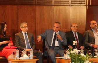 عبدالمحسن سلامة يكشف عن حزمة مشروعات جديدة بالأهرام لتحقيق طفرة تنموية | صور