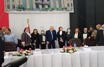 انعقاد «عمومية استئناف القاهرة» واختيار أول قاضية للعمل بالمكتب الفني للمحكمة   صور