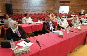 الهيئة الإنجيلية تنظم لقاء حول تحسين أوضاع النساء العاملات في القطاع غير الرسمي | صور