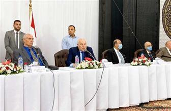 رئيس «استئناف القاهرة» يوجه الشكر للرئيس السيسي لتطوير المنظومة القضائية