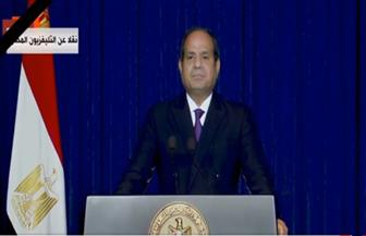 الرئيس السيسي: مصر دعت لتعزيز التعاون العابر للحدود بين دول نهر النيل
