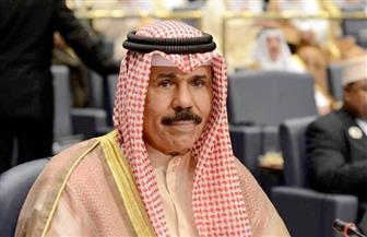 أمير الكويت يتسلم دعوة من الرئيس السيسي لزيارة مصر