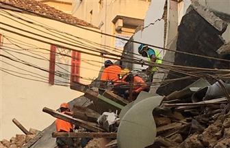 """بعد شهر على الانفجار ..""""دقات قلب"""" تحت الأنقاض تعيد عمليات الإنقاذ في """"مرفأ بيروت"""""""