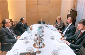 مساعد وزير الخارجية للشئون الأوروبية يلتقي المسئولين البولنديين بوارسو