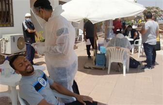 """المقاولون العرب يخضع لـ""""رابيد تيست"""" استعدادا لمواجهة وادي دجلة"""