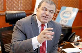 القوى العاملة: تعيين 225 شابا وتحرير 141 محضرا وغلق 21 منشأة في دمياط