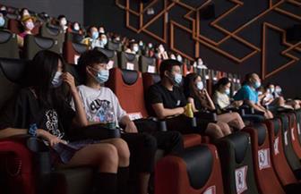 دور السينما الصينية ترفع الحد الأقصى لطاقتها الاستيعابية مع تحسن الوضع الوبائي