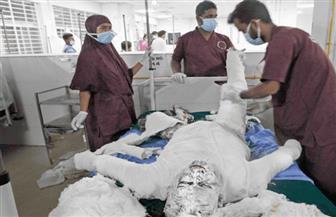مقتل 14 شخصا إثر انفجار أجهزة تكييف في أحد مساجد بنجلاديش