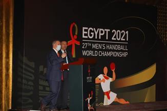 اللجنة الطبية لبطولة العالم لكرة اليد تعلن كافة الإجراءات الاحترازية | صور