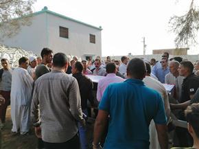 تشييع جثمان يوسف والي ودفنه بمقابر العائلة | صور