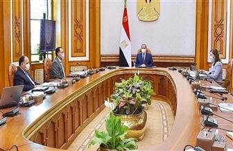 الرئيس السيسي يوجه بالتعامل مع محاور تطوير الريف المصري من منظور شامل