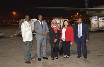 مصر ترسل مساعدات طبية لأشقائها الأفارقة للمساعدة في احتواء انتشار جائحة كورونا