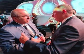 رئيس اللجنة الأولمبية يحضر قرعة مونديال كرة اليد |صور