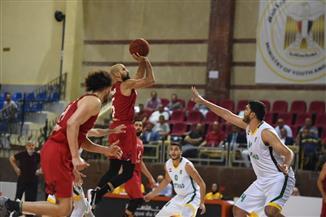 الأهلي يهزم الاتحاد السكندري 76-65 في نهائي دوري السلة ويعادل النتيجة