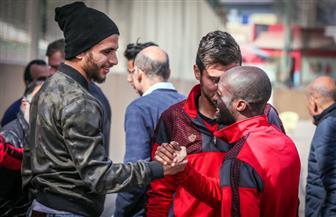 محمد محمود يعود إلى القاهرة بعد زيارة سريعة إلى ألمانيا