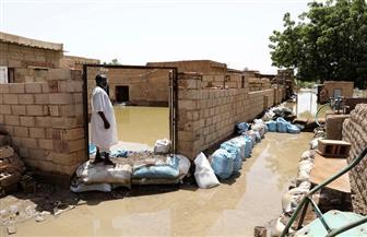 السودان يقاوم الفيضان الأسوأ منذ أكثر من مائة عام |صور