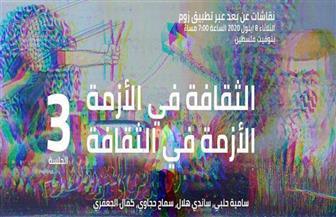 """""""الثقافة في الأزمة"""".. حوار فلسطيني لبحث سبل عبور أزمة كورونا"""