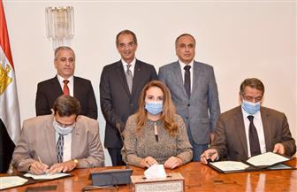 """إطلاق المحتوى الثقافي لـ""""مؤسسة الأهرام"""" على بوابة مصر الثقافية"""