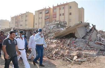 إزالة 301 تعد على بحيرة المنزلة بمنطقة عبده الصالحي| صور