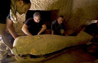 «العناني» يتفقد أعمال حفائر البعثة الأثرية المصرية العاملة بمنطقة آثار سقارة| صور