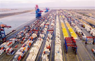 يحيى زكي: أغسطس 2020 شهد رقما قياسيا في حركة التداول بميناء شرق بورسعيد | صور