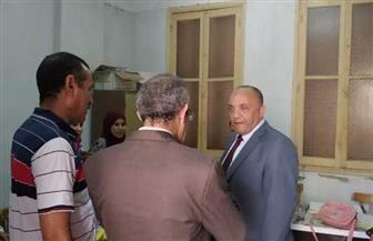 مساعد وزير الزراعة يتفقد أعمال التلقيح الاصطناعي للماشية في أسيوط وسوهاج
