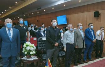 الغضبان: حرب شرسة ضد مصر وشبابها من خلال الشائعات.. ولابد من الوعي بإنجازات الدولة | صور