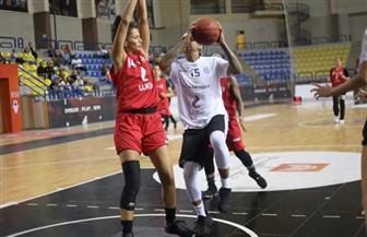 الأهلي وسبورتنج في نهائي دوري السوبر لكرة السلة |صور