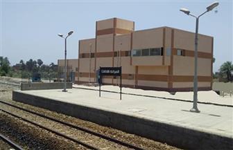 وزير النقل يعلن دخول برج المراغة لإشارات السكك الحديدية والمنطقة الأتوماتيكية|صور