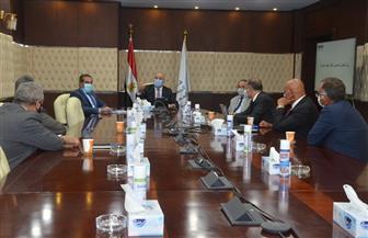 وزير الإسكان يلتقى أعضاء المجلس التصديرى للاستثمار العقارى لبحث آليات تشجيع التصدير