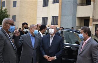 """أهالى العشوائيات بالقاهرة :""""نشكر الرئيس على العيشة الحلوة اللي إحنا فيها دلوقتى""""  فيديو وصور"""