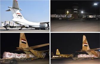 القاهرة تسلم شحنة جديدة من المساعدات.. وزير الصحة السوداني: مصر تجاوبت معنا بشكل كبير في هذه الظروف الطارئة