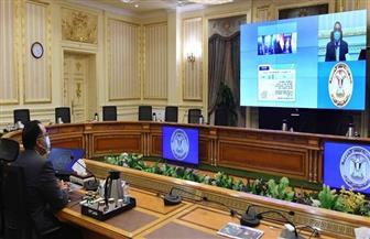 رئيس الوزراء يترأس اجتماع مجلس المحافظين بتقنية الفيديو كونفرانس