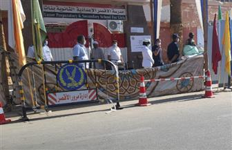 لجان الأقصر تفتح أبوابها في اليوم الثاني لإعادة انتخابات الشيوخ | صور