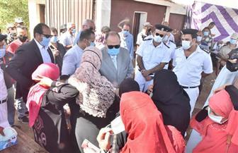 محافظ أسيوط: فتح اللجان الانتخابية وبدء عملية التصويت لليوم الثاني في جولة الإعادة لانتخابات «الشيوخ» | صور
