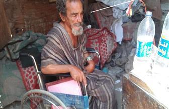 «التضامن الاجتماعي» تنقذ مسنا بالدويقة ينام في الشارع وأما وطفلها يبيتان على الرصيف | صور