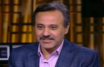 رئيس فرقة المسرح القومي عن محمود ياسين: فقدت أستادي ومعلمي وأبى الروحي
