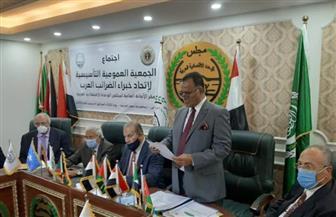اختيار عبد الهادي مقبل رئيسا لأول اتحاد لخبراء الضرائب العرب ورمضان صديق نائبا